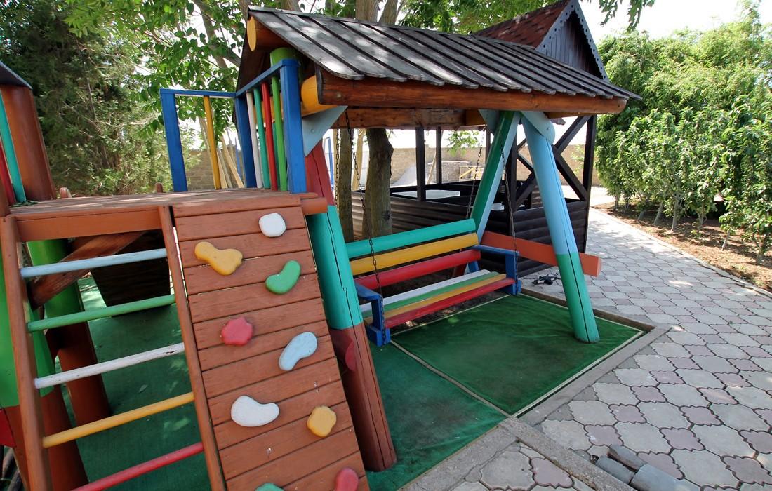 Детская площадка - 00