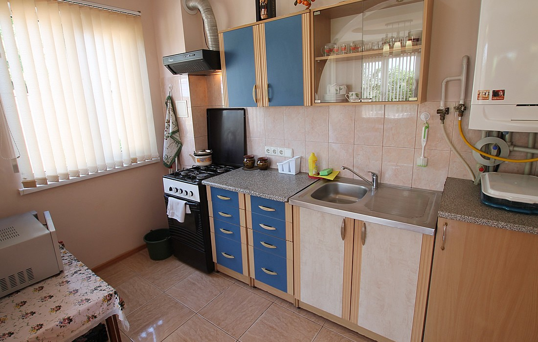 Кухня-столовая - 02