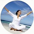 Ионизированный воздух благоприятствует отдыху и оздоровлению