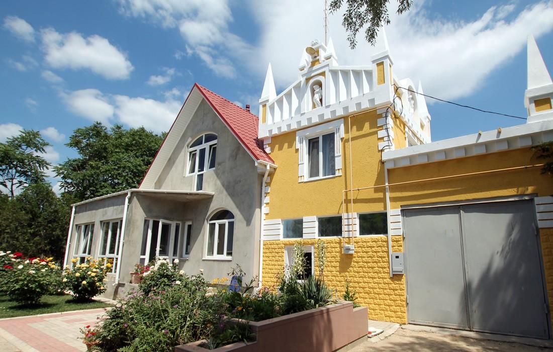 Гостевой дом Роза ветров - 11